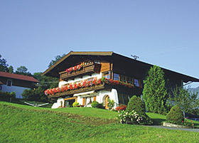 Apartments Schwaiger in Waidring / Tirol